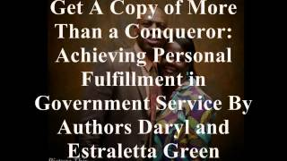 'More than A Conqueror' Book Trailer